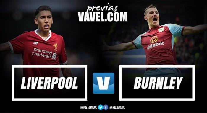 Em situações parecidas na tabela, Liverpool e Burney se enfrentam pela Premier League