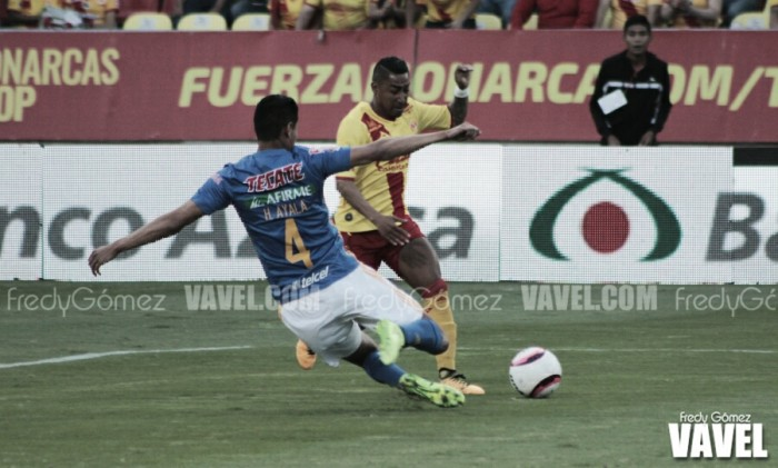 Espectacular empate en el Morelos