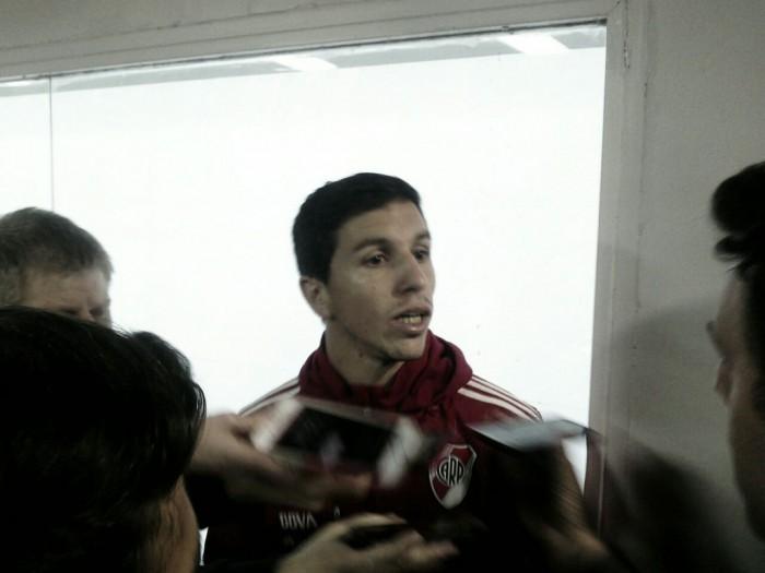 """Nacho Fernández: """"Debemos contrarrestar la ansiedad de la gente jugando tranquilos"""""""
