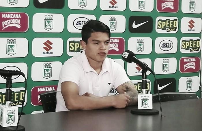 """Ronaldo Lucena: """"Nosotros vamos con la nuestra siempre, queriendo ganar"""""""