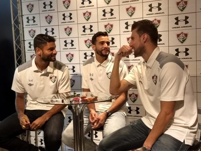 Bahia empata com Fluminense no Maracanã