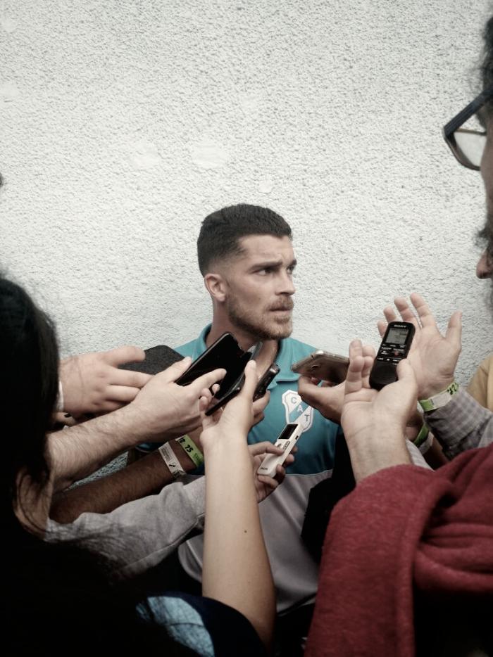 """Adrián Arregui: """"Más que nosotros no va a querer ganar ninguno"""""""