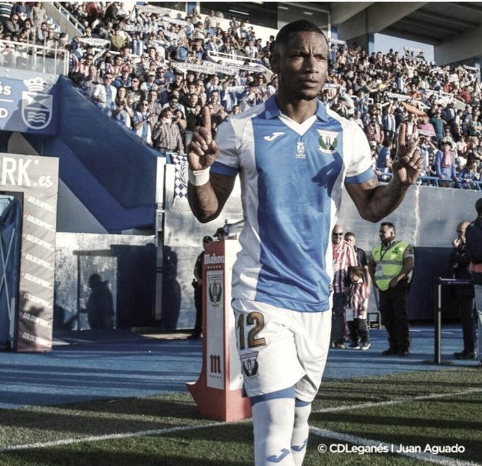 Jugadores entre Vigo y Leganés