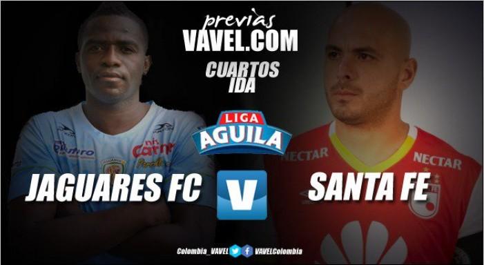 Jaguares-Santa Fe: horarios, canal de TV y dónde ver online