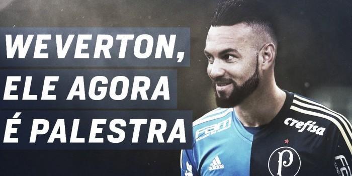 Campeão olímpico, goleiro Weverton assina com Palmeiras por cinco temporadas