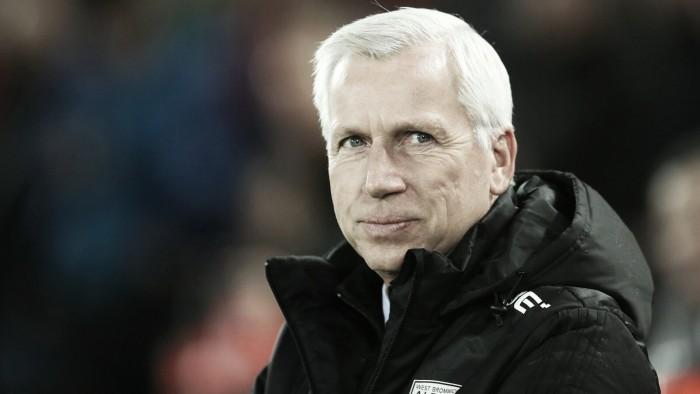 """Alan Pardew: """"El equipo que elegí no fue el correcto"""""""