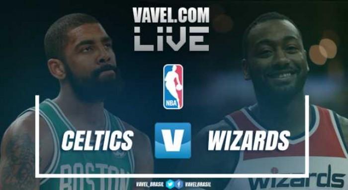 Jogo Boston Celtics x Washington Wizards AO VIVO na NBA 2017/18