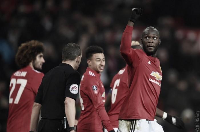 El Manchester United definió su clasificación en los últimos minutos