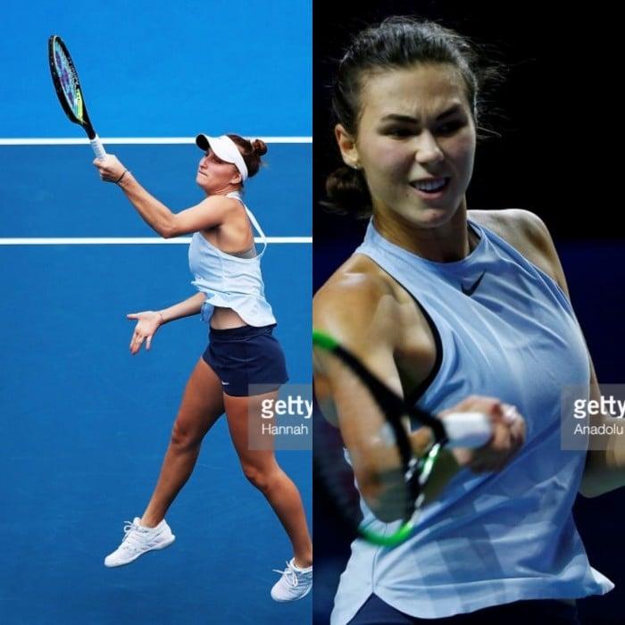 WTA Hobart Preview: Marketa Vondrousova vs Natalia Vikhylantseva