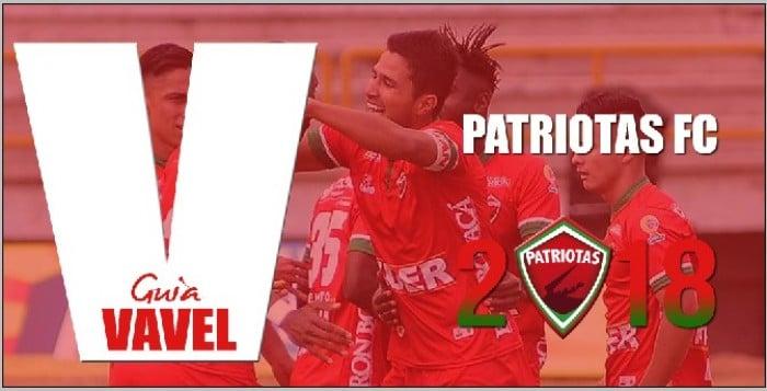 Guía VAVEL Liga Águila 2018-I: Patriotas Boyacá