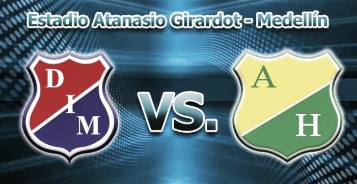 Resultado Deportivo Independiente Medellín vs Atlético Huila en vivo primera fecha Liga Águila I 2018