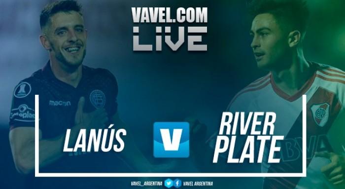 Resumen Lanús 1-0 River Plate por Superliga 2018