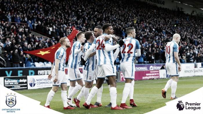 Huddersfield recuperó la confianza a puro gol