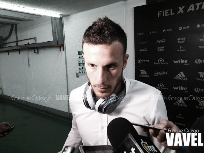 """Ángelo Henríquez: """"Me voy sintiendo mejor partido a partido"""""""