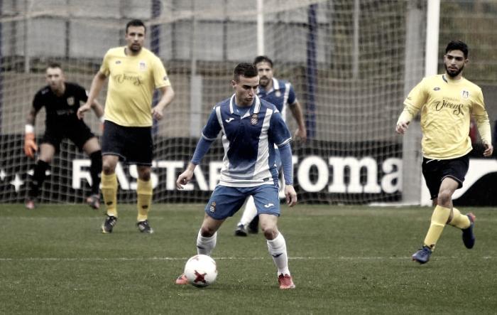 El Espanyol B consigue sacar un empate ante el Palamós CF