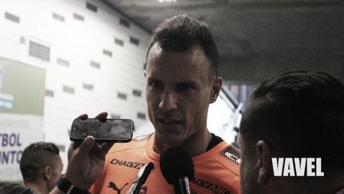 "David González: ""Tenemos un juego claro, vamos con paso firme"""