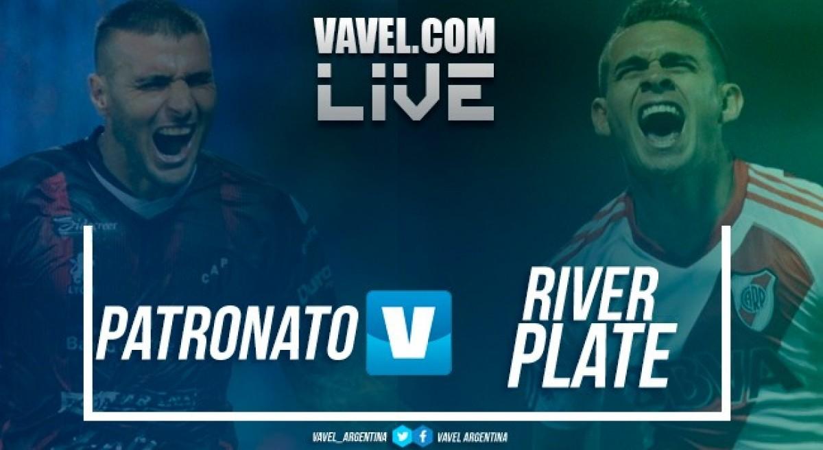 Con un gol agónico , River vuelve a ganar de visitante tras8 partidos