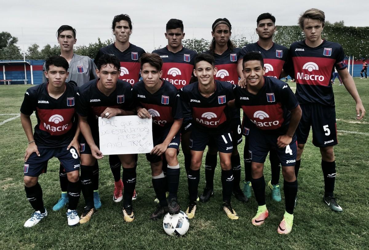 Torneo Juveniles 2018, puntapié inicial