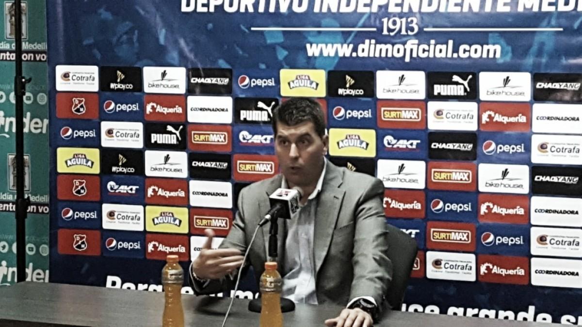 """Ismael Rescalvo: """"Tuvimos opciones de ganar"""""""