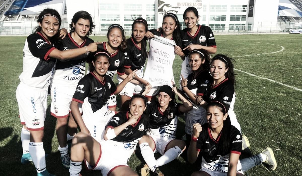Lobos BUAP lanza convocatoria para su equipo femenil