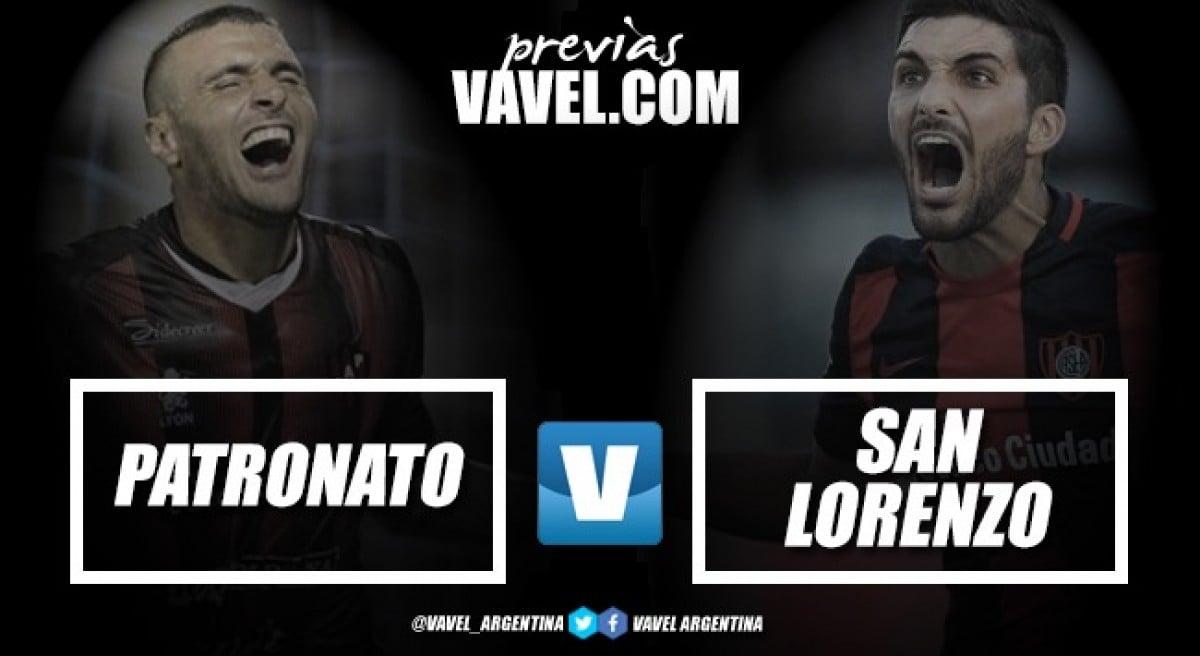 Previa Patronato - San Lorenzo: Tres puntos para el próximo torneo y la Libertadores en mira