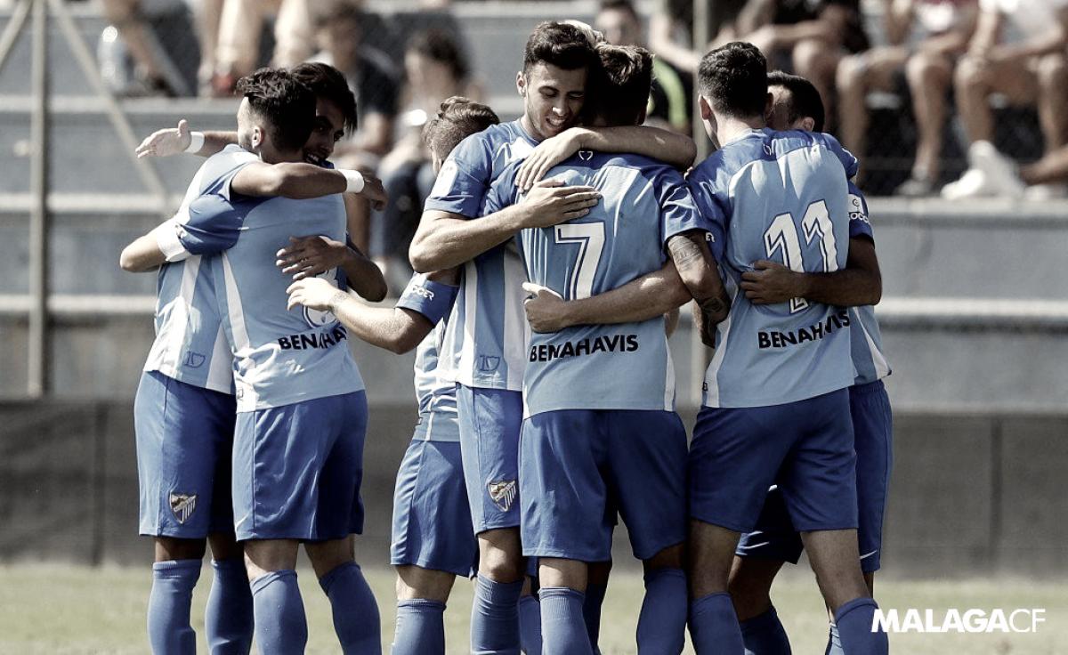 El Atlético Malagueño se proclama campeón del grupo noveno de la tercera división