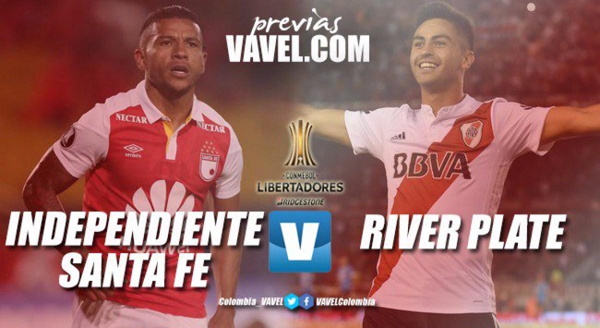 Previa Santa Fe vs River Plate: Los 'cardenales' no quieren darse por vencidos