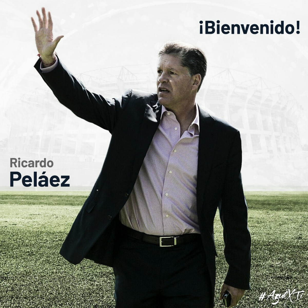 Ricardo Peláez llega a Cruz Azul