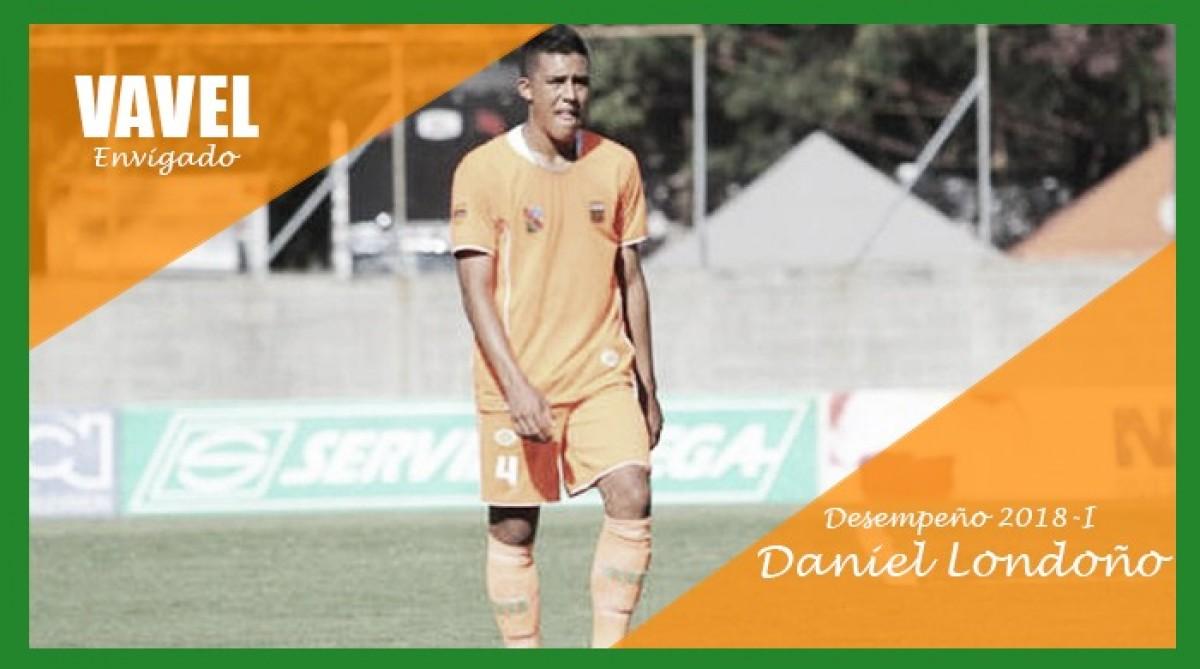 Análisis Envigado F.C. 2018-I: Daniel Londoño