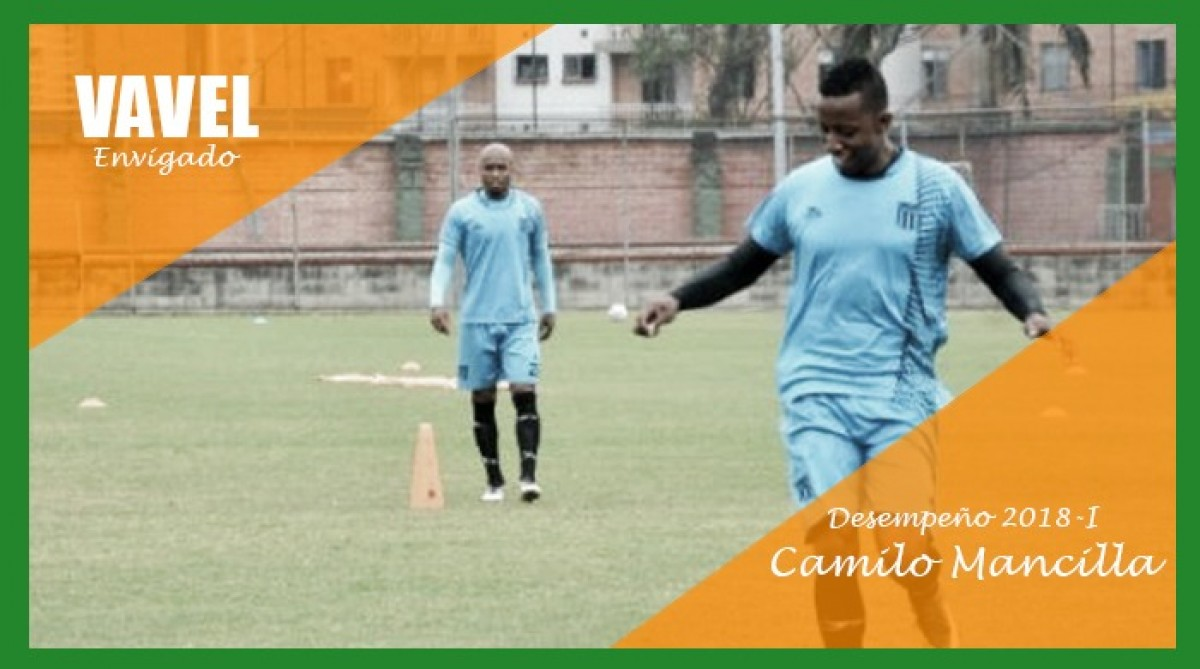 Análisis Envigado F.C. 2018-I: Camilo Mancilla