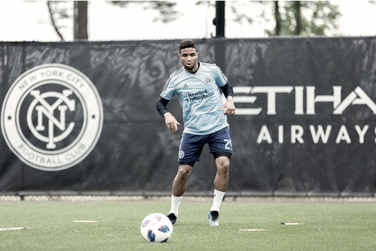 New York City FC look to get back on track, host Orlando