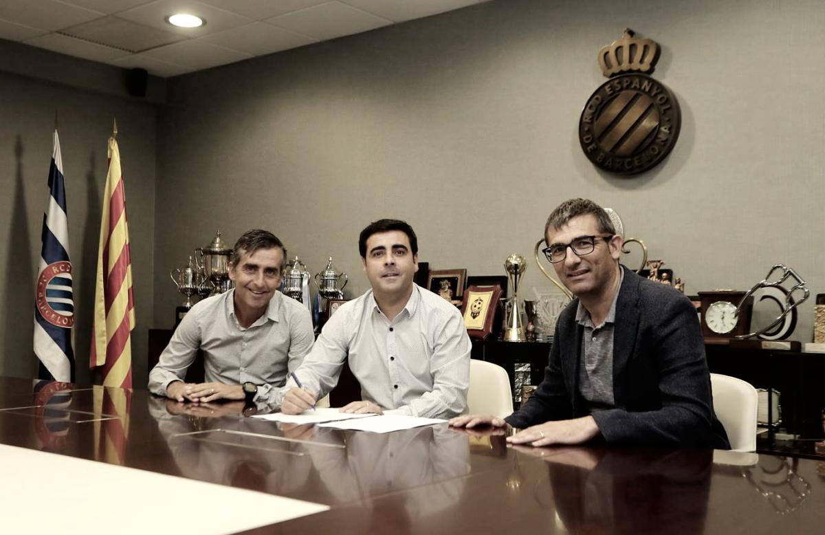 El Espanyol renueva a David Gallego