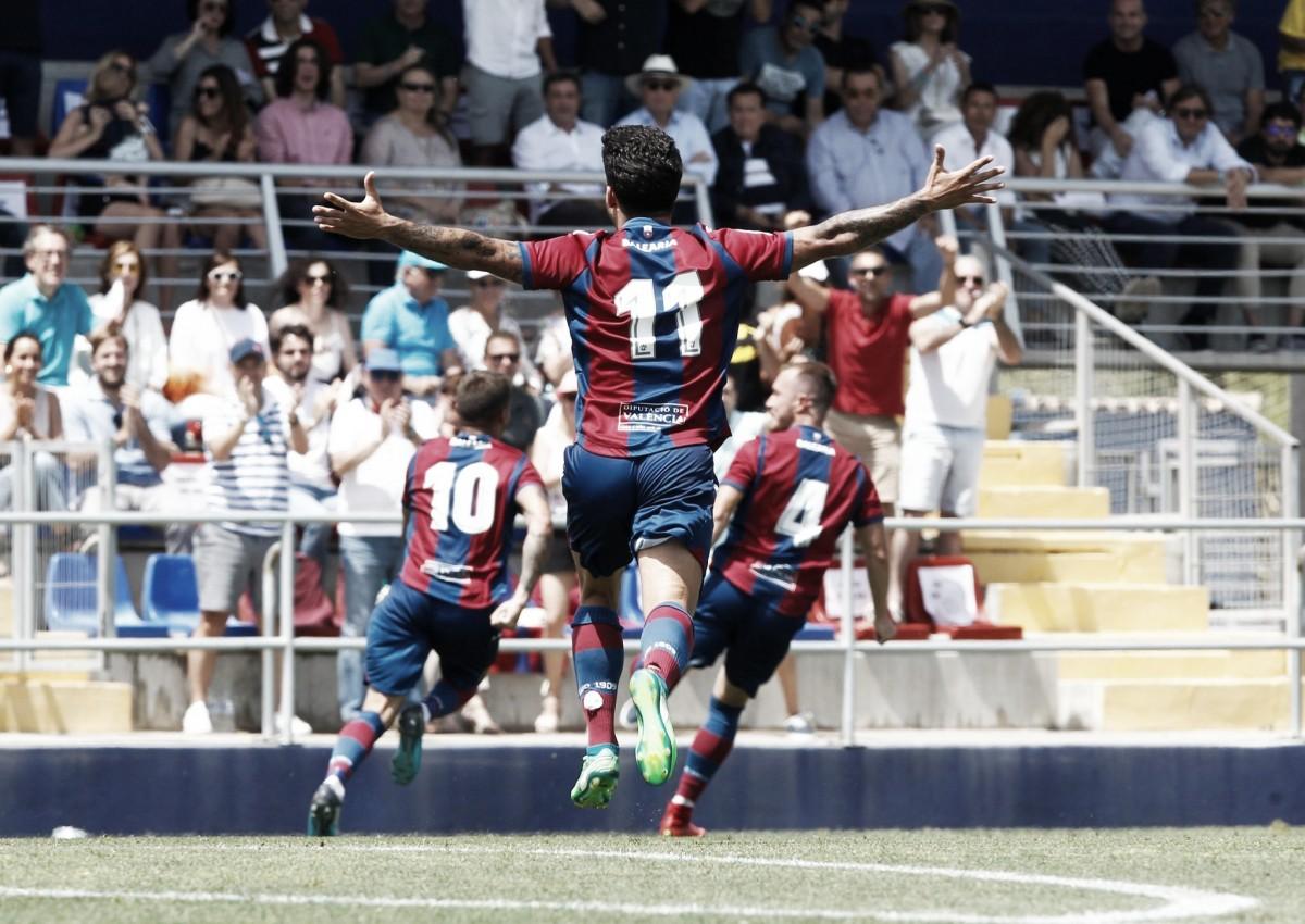 El Atlético Levante es equipo de Segunda División B