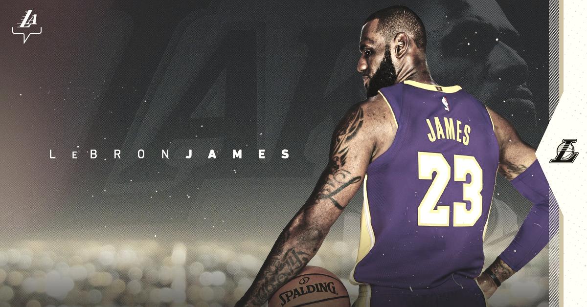 Lebron James es oficialmente jugador de Los Angeles Lakers