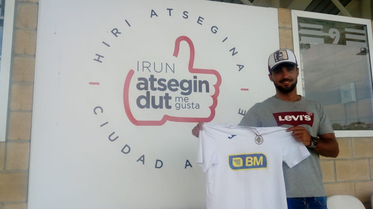Alain Eizmendi regresa al Real Unión