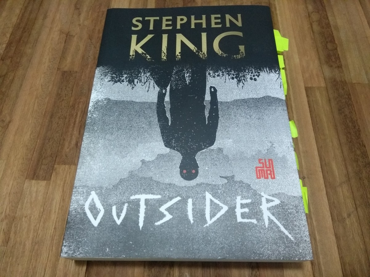 Resenha – Outsider de Stephen King