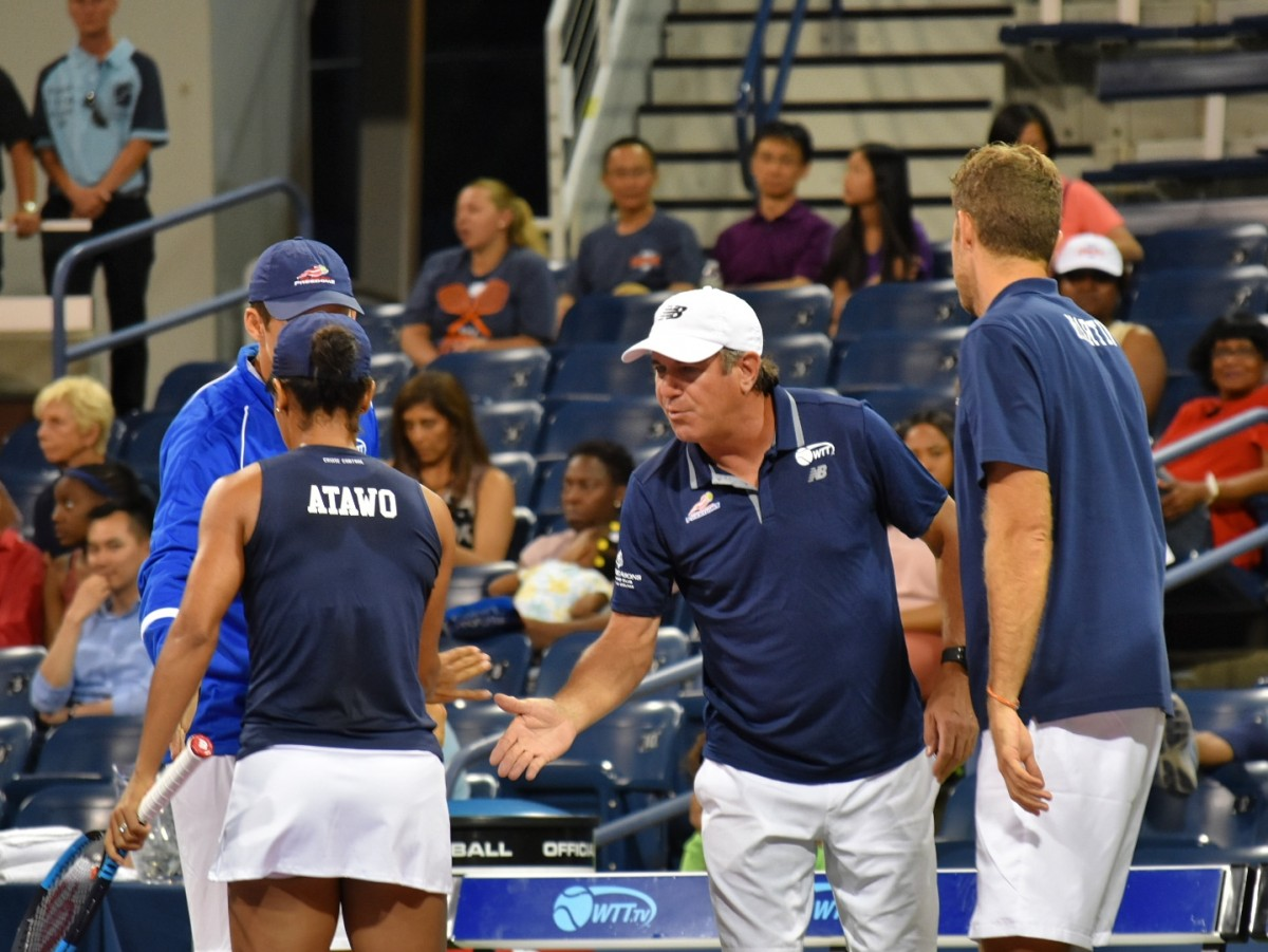 World TeamTennis: Philadelphia Freedoms outlast New York Empire
