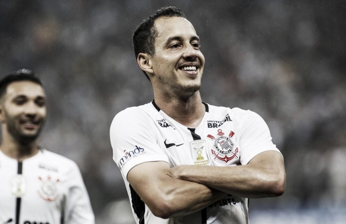 Às vésperas do clássico contra São Paulo, Corinthians acerta venda de Rodriguinho