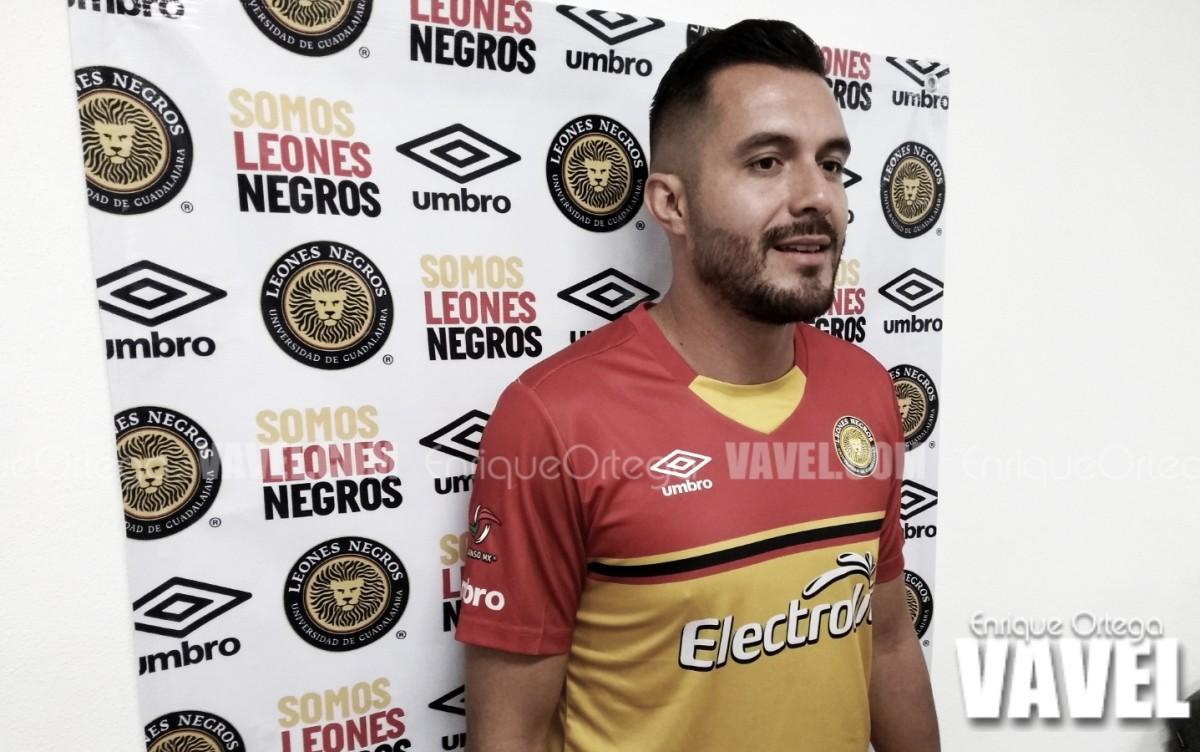 """Ismael Valadéz: """"Nuestro objetivo es ser campeones"""""""