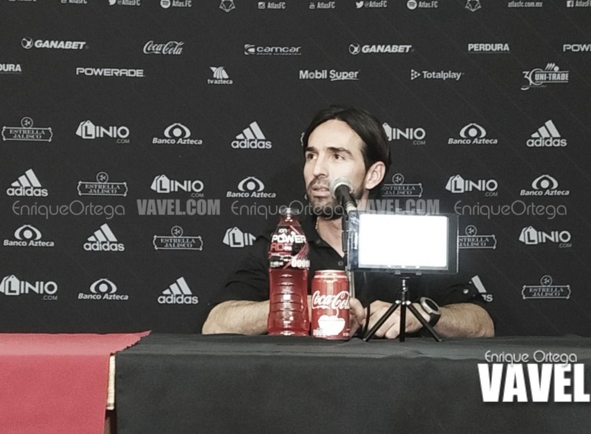 """Gerardo Espinoza: """"Espero que el equipo refleje lo que soy yo"""""""