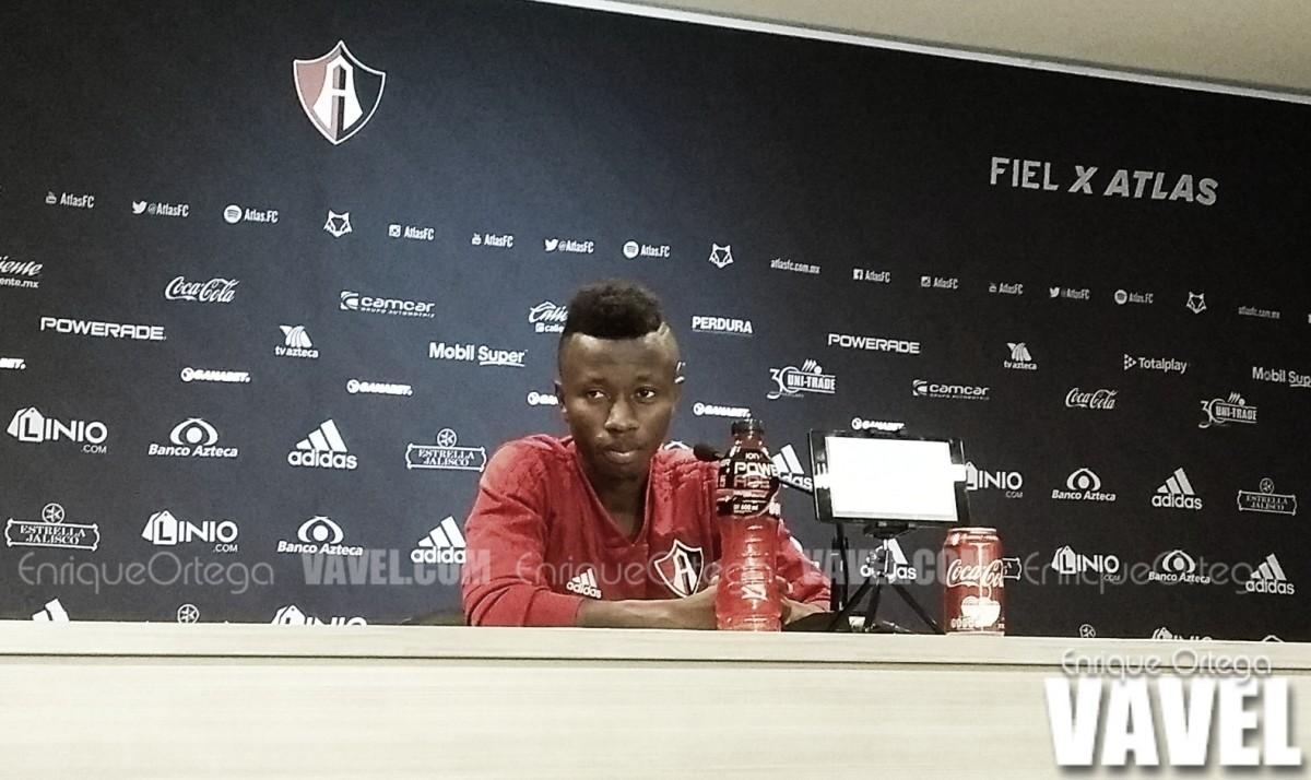 """Clifford Aboagye: """"Debemos ser más fuertes en casa"""""""