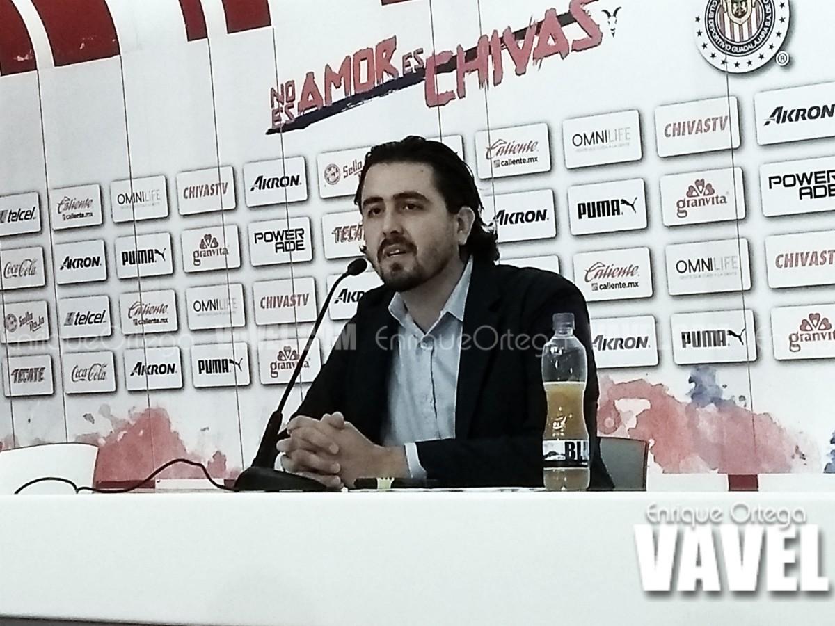 """Amaury Vergara: """"Este cambio es para tener éxito"""""""