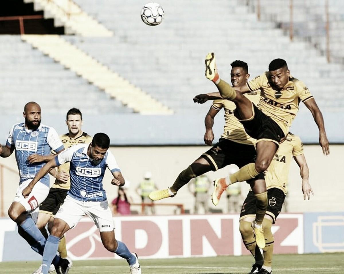 Vila Nova bate São Bento e volta ao G-4 da Série B