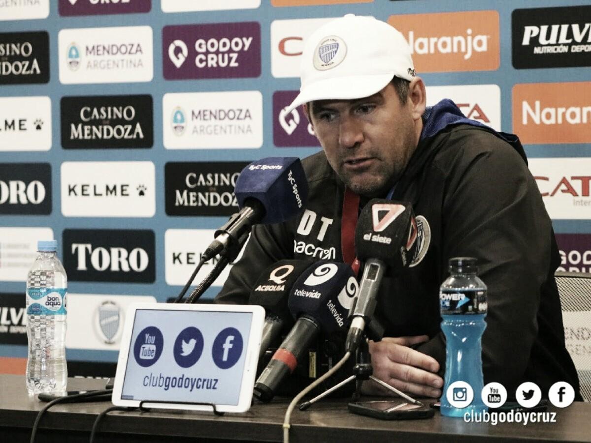 """Diego Dabove: """"Hay que sostener la identidad que habíamos ganado"""""""