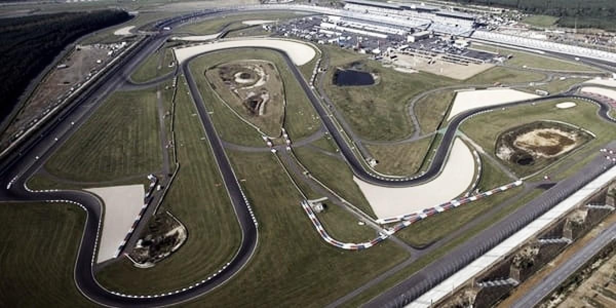Circuito de Lausitzring, trazado alemán. Foto: zimbio.com