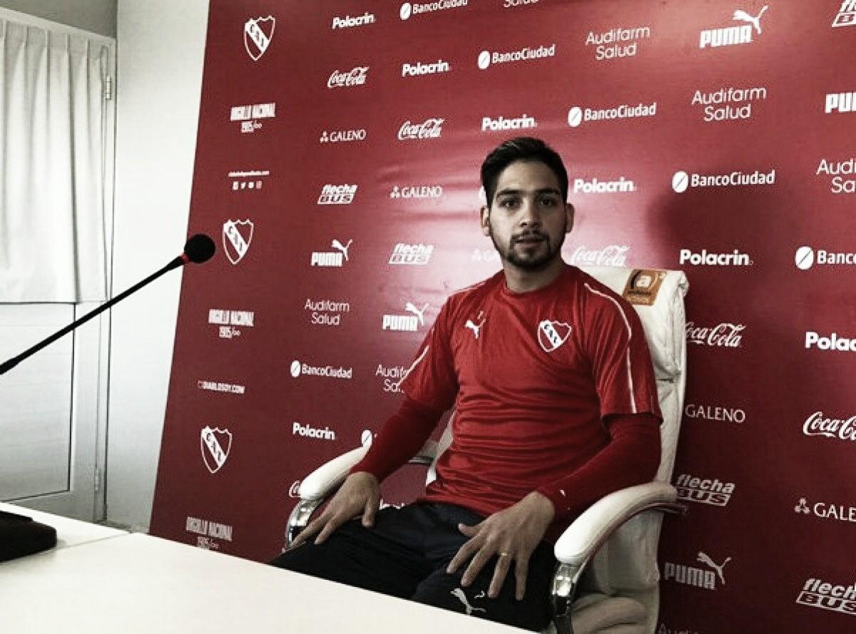"""Benítez: """"Ya ganamos la Sudamericana y ahora vamos por la Libertadores"""""""
