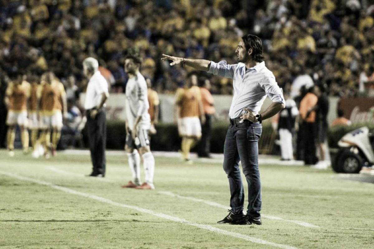 """Gerardo Espinoza: """"Seguiré luchando hasta que lleguen los buenos resultados"""""""