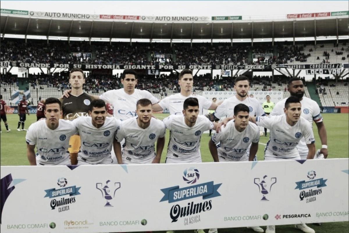 Godoy Cruz tiene el plantel más joven de la Superliga 2018/19