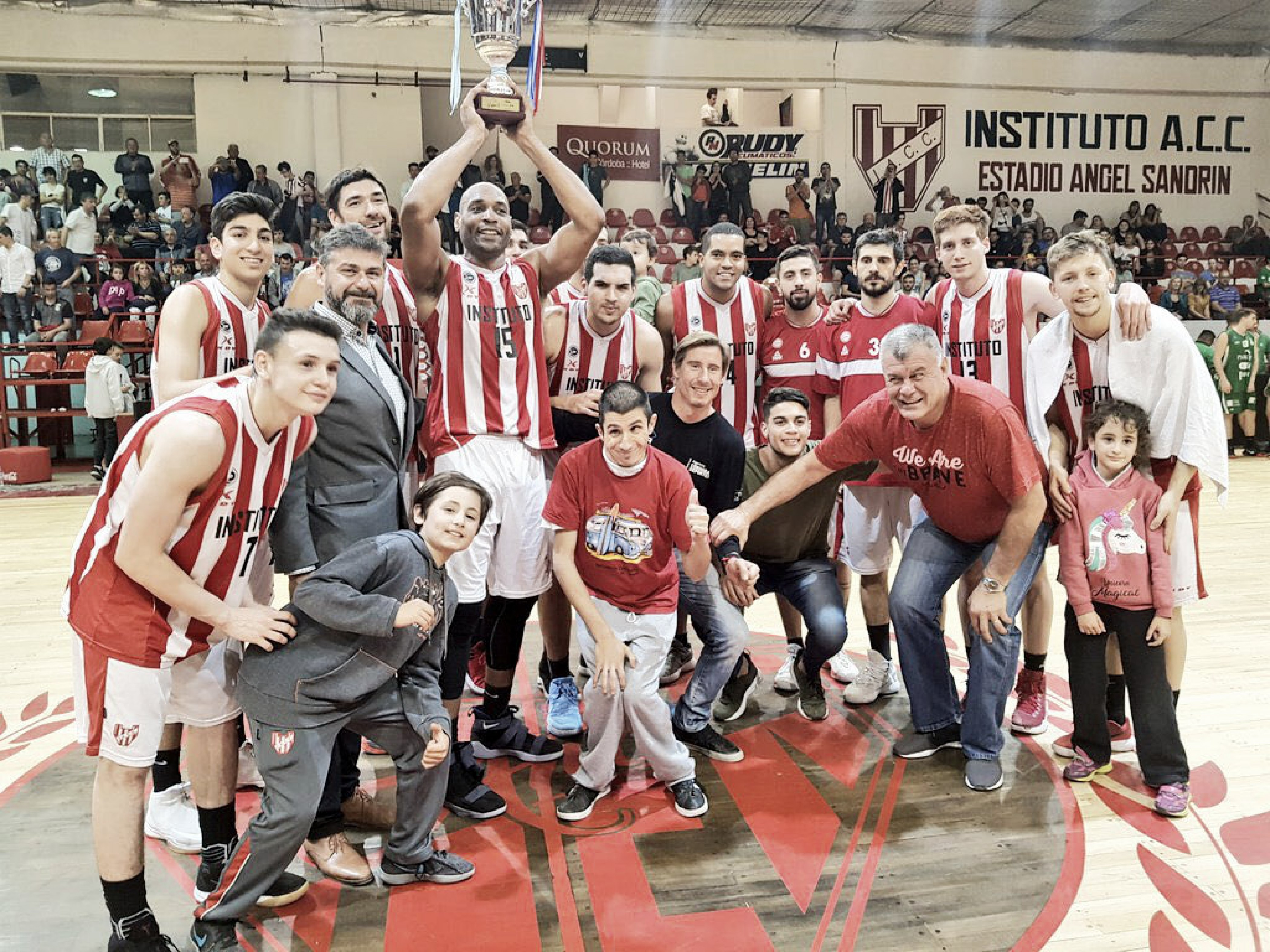 Súper 9: ¡Instituto Bicampeón!
