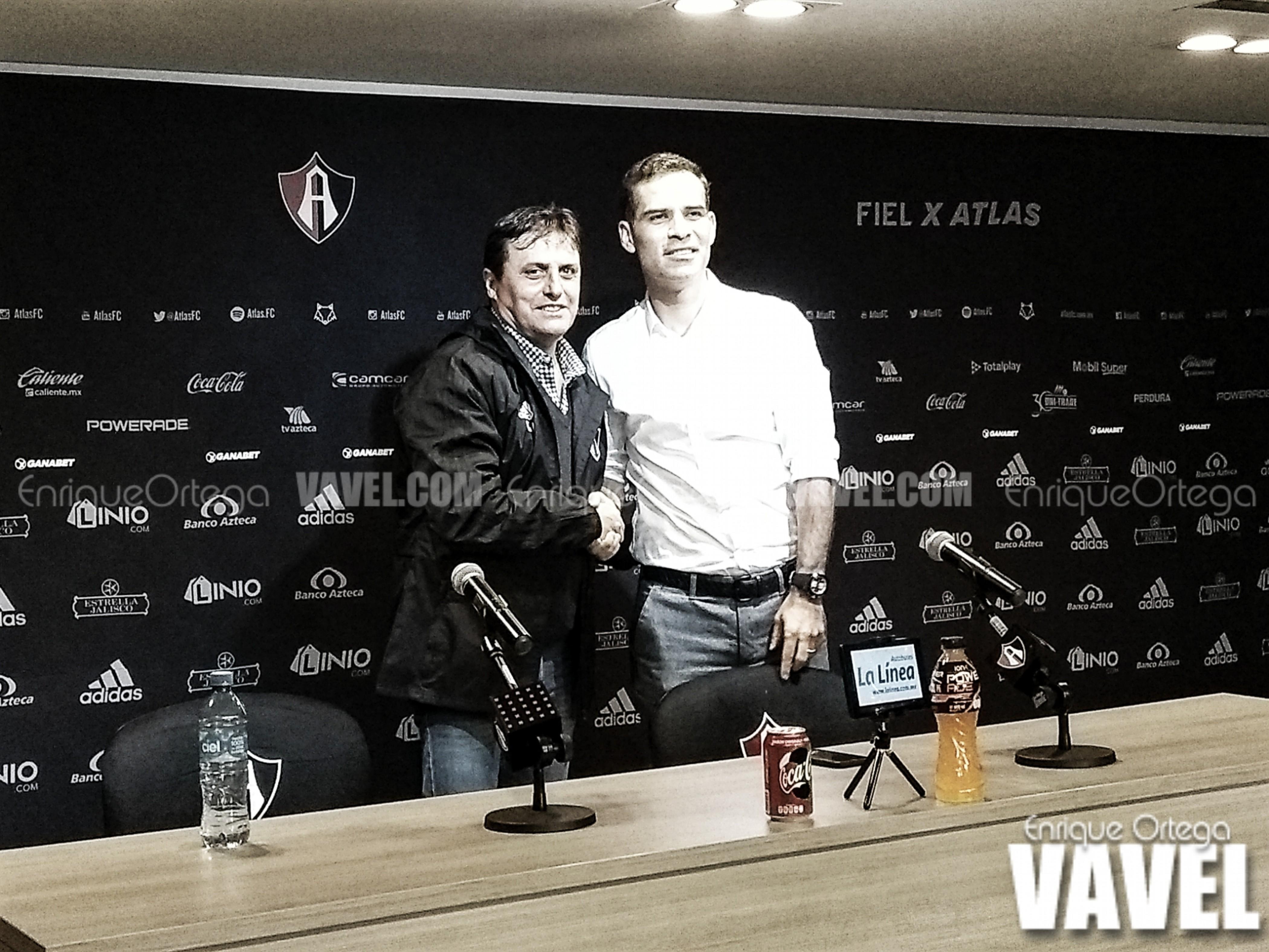 """Ángel Guillermo Hoyos: """"Los objetivos deben ser a corto plazo"""""""